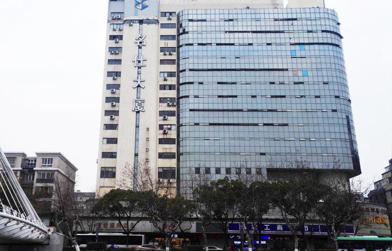亚美化妆培训学院大楼