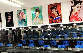 亚美化妆教室(二)