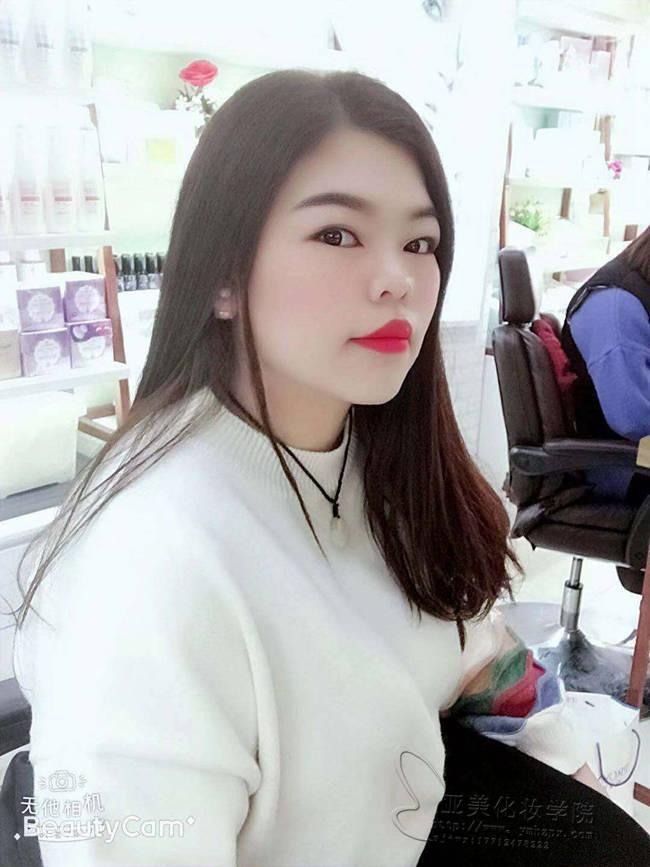 亚美就业学员-张雯