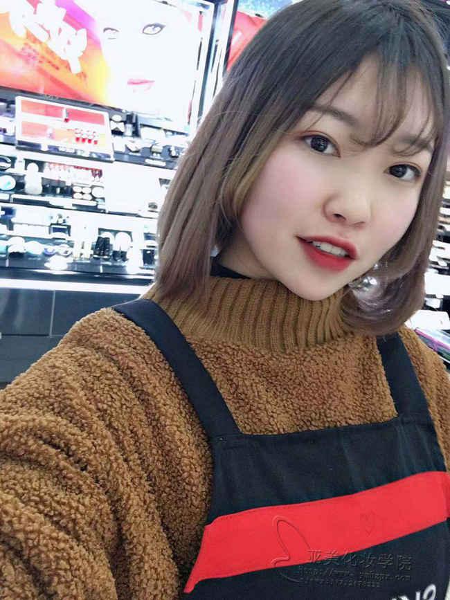 亚美就业学员-朱丹丹