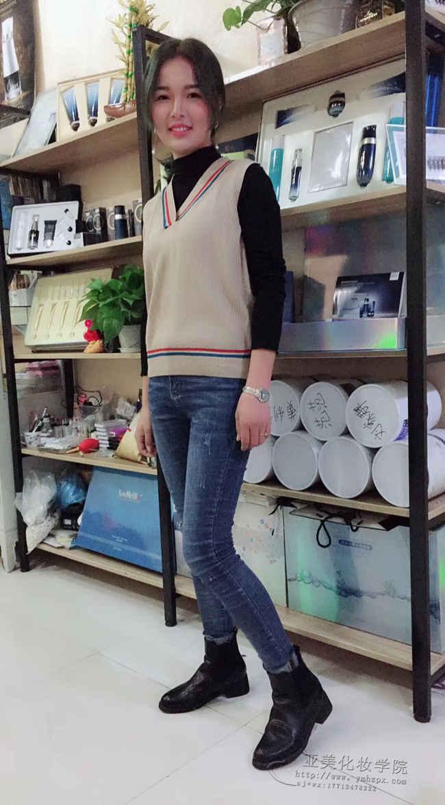 亚美创业学员-江银银