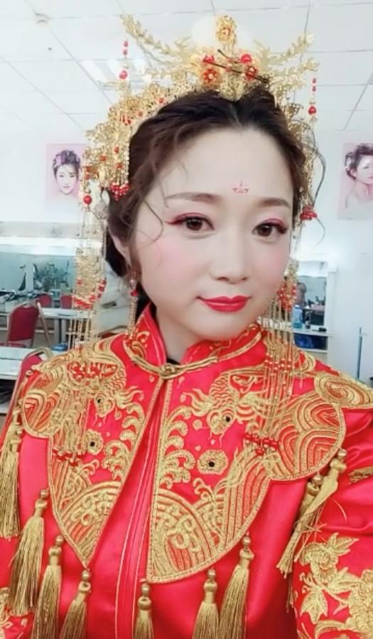 中式古典造型