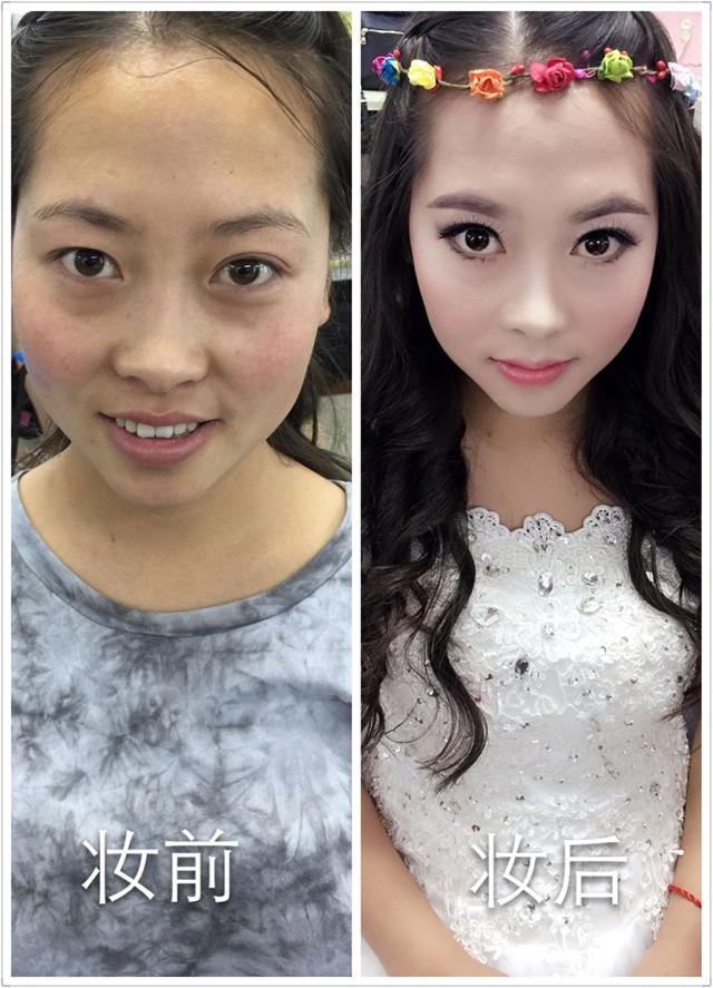 学个化妆变美它不香吗?